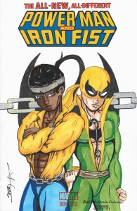 ALL-NEW ALL-DFFERENT POWER MAN AND IRON FIST-VOL-2-No.1E