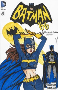 BATMAN '66-VOL-1-No.23A