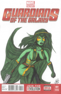 GUARDIANS OF THE GALAXY VOL-3-No.1A