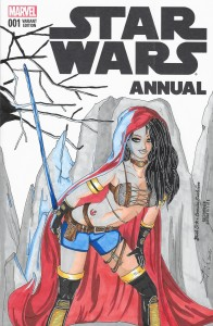 STAR WARS ANNUAL-VOL-2-No.1A